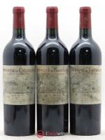Domaine de Chevalier Cru Classé de Graves  2001 - Lot of 3 Bottles