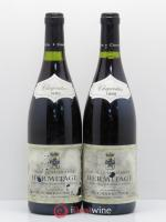 Hermitage La Sizeranne Chapoutier  1989 - Lot of 2 Bottles
