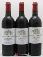 Pomerol Château Le Castellet 1986