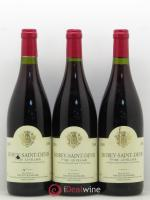Morey Saint-Denis 1er Cru Le Village Vincent Jeanniard 2000 - Lot of 3 Bottles