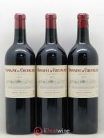 Domaine de Chevalier Cru Classé de Graves  2013 - Lot of 3 Bottles