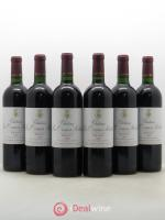 Château les Ormes Sorbet Cru Bourgeois  2000 - Lot of 6 Bottles