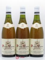 Pernand-Vergelesses Domaine Dubreuil-Fontaine  1991 - Lot of 3 Bottles