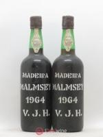 Madère Malmsey Justino Henriques 1964