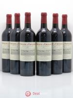 Domaine de Chevalier Cru Classé de Graves  2003 - Lot of 6 Bottles