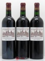 Cos d'Estournel 2ème Grand Cru Classé  2005 - Lot of 3 Bottles