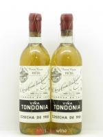 Rioja DOCa Gran Reserva Vina Tondonia 1981