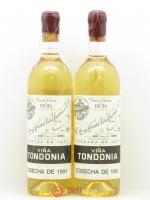 Rioja DOCa Gran Reserva Vina Tondonia 1991