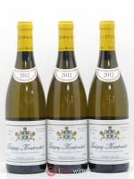 Puligny-Montrachet Domaine Leflaive 2012