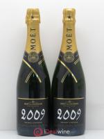 Grand Vintage Moët & Chandon  2009 - Lot de 2 Bouteilles