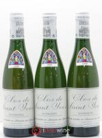 Savennières Clos Saint Yves Domaine des Baumard 1999