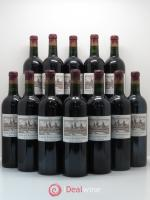 Bottle Cos d'Estournel 2ème Grand Cru Classé  2005 - Lot of 12 Bottles