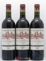 Cos d'Estournel 2ème Grand Cru Classé  1990 - Lot of 3 Bottles