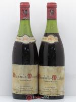 Chambolle-Musigny Clair-Dau 1961 - Lot de 2 Bouteilles
