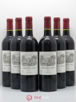 Carruades de Lafite Rothschild Second vin  2015 - Lot of 6 Bottles