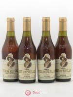 Côtes du Jura Vin de Paille Daniel Dugois 1996