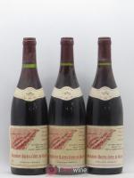 Hautes Côtes de Beaune Michel Plait 1989