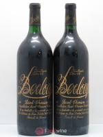Saint-Chinian Berloup 1986 - Lot de 2 Magnums