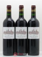 Les Pagodes de Cos Second Vin  2011 - Lot of 3 Bottles