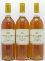 Château de Fargues 1990