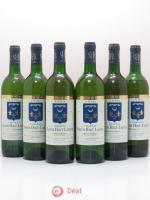 Château Smith Haut Lafitte Cru Classé de Graves  1990 - Lot of 6 Bottles