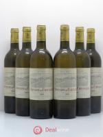Domaine de Chevalier Cru Classé de Graves  1986 - Lot of 6 Bottles