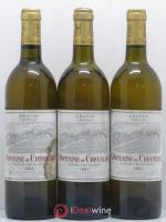 Domaine de Chevalier Cru Classé de Graves  1983 - Lot of 3 Bottles