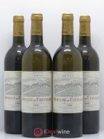 Domaine de Chevalier Cru Classé de Graves  1989 - Lot of 4 Bottles