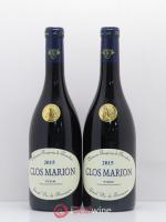 Fixin Clos Marion Monopole Domaine Fougeray De Beauclair 2015