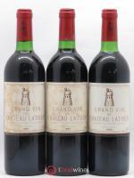 Château Latour 1er Grand Cru Classé 1983