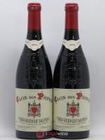 Châteauneuf-du-Pape Clos des Papes Paul Avril 2004