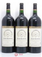 Château Chambert-Marbuzet Cru Bourgeois  2007 - Lot of 3 Magnums