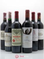 Caisse Bordeaux Primeurs (Petrus - Latour - Lafite Rothschild - Mouton Rothschild - Haut Brion - Margaux) 2007