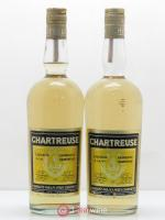 Chartreuse Tarragone Période  1973-1985 ---- - Lot of 2 Bottles