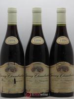 Gevrey-Chambertin 1er Cru Champonnets Domaine Heresztyn 1998