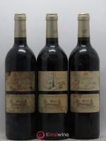 Château Pavie Decesse Grand Cru Classé  1999 - Lot of 3 Bottles