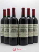 Château Haut Marbuzet  2010 - Lot of 6 Bottles