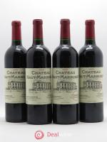 Château Haut Marbuzet  2008 - Lot of 4 Bottles