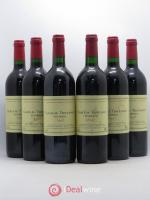 Château Trotanoy  1995 - Lot of 6 Bottles