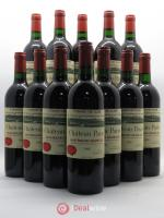 Bottle Château Pavie 1er Grand Cru Classé A 1995