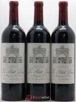 Le Petit Lion du Marquis de Las Cases Second vin 2012