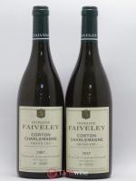 Corton-Charlemagne Grand Cru Faiveley (Domaine) 2007