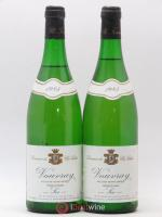 Vouvray Sec Clos Naudin Philippe Foreau 1985