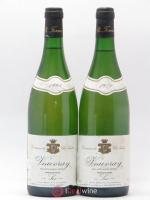 Vouvray Sec Clos Naudin Philippe Foreau 1988