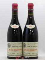 Mazis-Chambertin Grand Cru Dominique Laurent Vieilles vignes cuvée B 2002