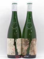 Savennières Clos de la Coulée de Serrant Vignobles de la Coulée de Serrant Nicolas Joly 1989