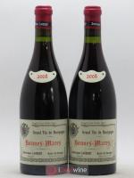 Bonnes-Mares Grand Cru Grande Cuvée Vieilles Vignes Dominique Laurent 2008