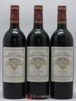 Château Lilian Ladouys Cru Bourgeois  1996 - Lot of 3 Bottles