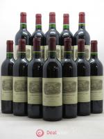 Carruades de Lafite Rothschild Second vin 2000
