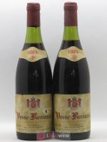 Vosne-Romanée Louis Chavy 1984